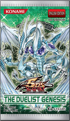 The Duelist Genesis 1st Edition Booster Pack