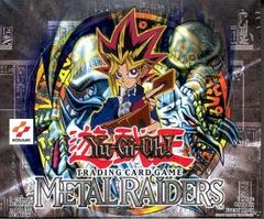 Metal Raiders Unlimited Booster Box