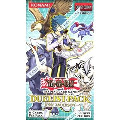 Duelist Pack 7: Jesse Anderson 1st Edition Booster Box