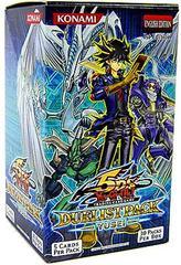 Duelist Pack 8: Yusei Fudo 1st Edition Booster Box