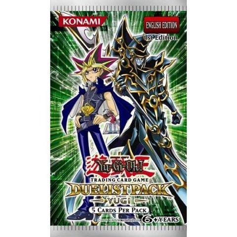 Duelist Pack Yugi Duelist Pack Yugi 1st Edition
