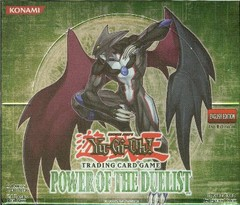 Power of the Duelist 1st Edition Booster Box