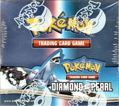 Diamond And Pearl Base Set Booster Box