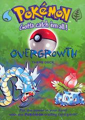 Pokemon Base Set - Overgrowth Theme Deck