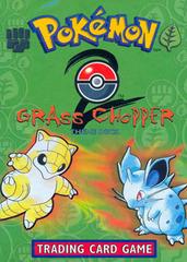 Pokemon Base Set 2 - Grass Chopper Theme Deck