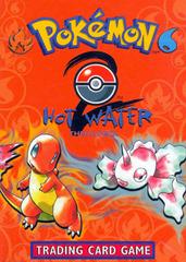 Pokemon Base Set 2 - Hot Water Theme Deck