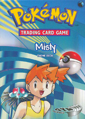 'Misty' Gym Heroes Theme Deck
