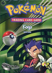 'Koga' Gym Challenge Theme Deck