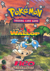 'Wallop' Neo Discovery Theme Deck