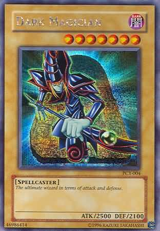 Dark Magician - PCY-004 - Secret Rare - Promo Edition