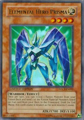 Elemental Hero Prisma - DPCT-EN002 - Ultra Rare - Limited Edition on Channel Fireball
