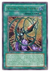 Spiral Spear Strike - FET-EN043 - Ultimate Rare - 1st Edition