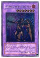 Elemental Hero Flare Neos - Ultimate - POTD-EN032 - Ultimate Rare - 1st