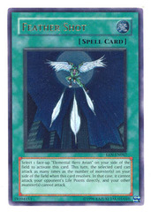 Feather Shot - EEN-EN042 - Ultimate Rare - 1st Edition