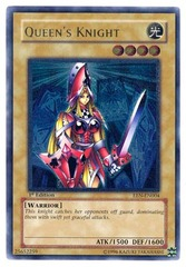 Queen's Knight - EEN-EN004 - Ultimate Rare - 1st Edition