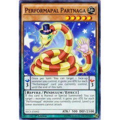 Performapal Partnaga - SECE-EN002 - Common - 1st Edition