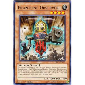 Frontline Observer - SECE-EN039 - Rare - 1st Edition