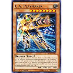 U.A. Playmaker - SECE-EN087 - Rare - 1st Edition