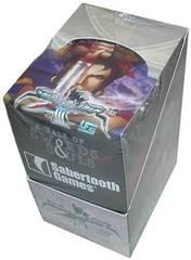 Soul Calibur III A Tale of Swords & Souls Booster Box