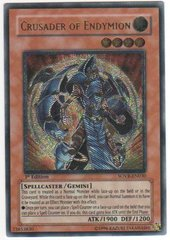 Crusader of Endymion - SOVR-EN030 - Ultimate Rare - 1st Edition