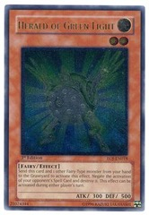 Herald of Green Light - EOJ-EN018 - Ultimate Rare - 1st Edition