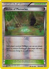 Shrine of Memories - 139/160 - Uncommon - Reverse Holo