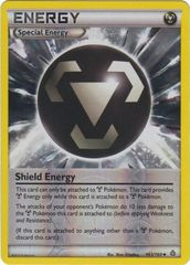 Shield Energy - 143/160 - Uncommon - Reverse Holo