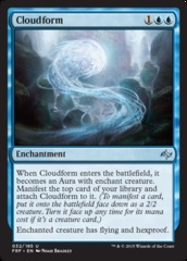 Cloudform - Foil on Channel Fireball