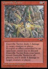 Guerrilla Tactics (Cliff)