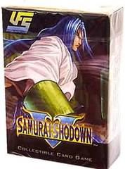 Samurai Shodown Ukyo Tachibana Starter Deck