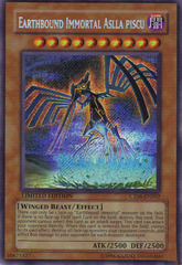 Earthbound Immortal Aslla Piscu - CT06-ENS02 - Secret Rare - Limited Edition on Channel Fireball