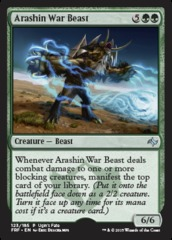 Arashin War Beast (Ugin's Fate Version)