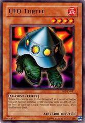 UFO Turtle - SRL-081 - Rare - Unlimited Edition
