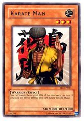 Karate Man - SRL-083 - Rare - Unlimited Edition