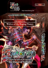Vahalla Starter Deck - Wolves of the Raging Flames