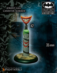 Markers: Joker's Gas Canister Marker (2)