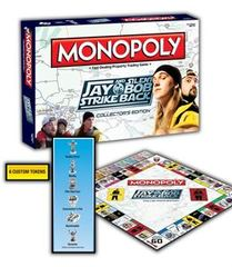 Monopoly - Jay and Silent Bob Strike Back