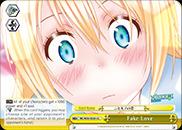 Fake Love - NK/W30-E024 - CC