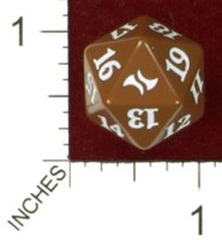 Magic Spindown Die - Fate Reforged - Brown