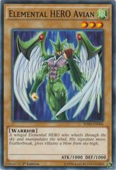 Elemental HERO Avian - SDHS-EN006 - Common - 1st Edition