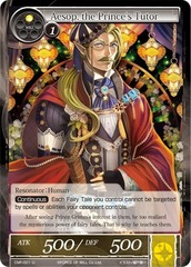 Aesop, the Prince's tutor - CMF-001 - U on Channel Fireball