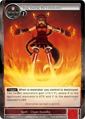 Big-Bang Revolution - TAT-020 - C on Channel Fireball