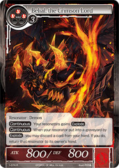 Belial, the Crimson Lord - 1-074 - R