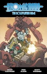 Atomic Robo RPG Game (Fate)