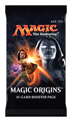 Origins Booster Pack - English