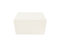 DEX Protection Deck Box: Creation - White Medium