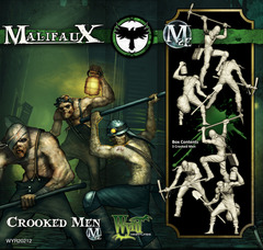 Crooked Men (3 Pack) (2E)