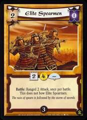 Elite Spearmen