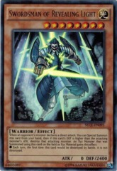 Swordsman of Revealing Light - SECE-EN095 - Ultra Rare - Unlimited Edition