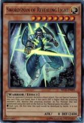 Swordsman of Revealing Light - SECE-EN095 - Ultra Rare - Unlimited Edition